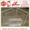 Acrylic Extruded Sheet for advertising and lighting