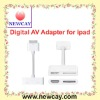 Digital AV Adapter for ipad