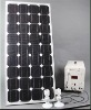 easy installation 120w solar power system