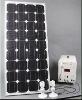 easy installation 120w solar power system