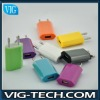 Color USB Charger for iPhone 3g/3gs/4g