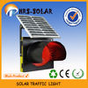 solar power traffic lights