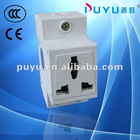 Europe electrical socket,wall plug socket AC30