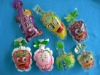 quantong fruit shape printed beverage pouch