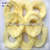 Dehydrate apple ring
