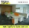 Wholesale-8 seats office workstation