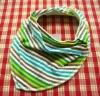 Yarn Dyed Bandana Baby Bibs