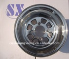 SX 10 inch Golf cart alloy wheel