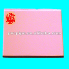 4mm to 12mm PINK FLOAT GLASS with CE and ISO9001
