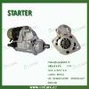 Nippondenso auto starter motor parts