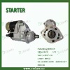 Nippondenso auto starter motor parts