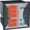 LED multifunctional meter with RS485 more