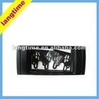 car refitting dvd frame/dvd panel/audio frame for BMW 5, 2DIN