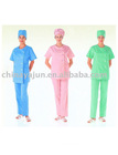 Traditional and round neck medical uniforms for lady uniform design for women nurse hospital uniform designs nurse hospital dres