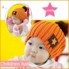 Baby Child Kid Trendy Five-pointed Star Knit Hat Cap Ear Flap (#1966)