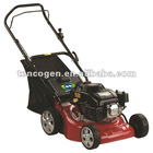 4.5HP 16inch(400mm) cutting width hand push recoil gasoline lawn mowers