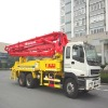 2011 Export to Singapore -- 37m Truck-mounted concrete pump truck