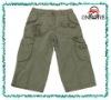 2012new washed men Bermuda cargo shorts