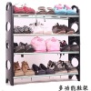 heart-shape shoes rack with high quality