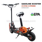 Gas scooter EPA 4 stroke engine
