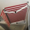 deluxe outdoor retractable awnings