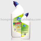 750ml toilet cleaner with bleach/toilet power/toilet bowl cleaner