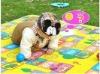 Anti-slip baby crawl play EVA mat