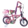 Cute BMX bike