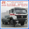 440hp 6x4 trailer head-North Benz