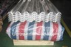 Aluminum corrugated roofing sheet