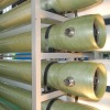 FRP reverse osmosis membrane housing