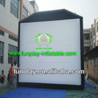 2013 Inflatable movie screen