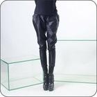 2012 the latest black low waist pants