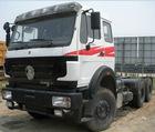 BEIBEN tractor truck 6*4 380hp 2538SZ
