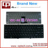 Hot Sale Laptop Keyboard for sony vpc-ea RU Version Black Notebook Keyboard Whoelsale