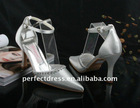 modern discount bridal shoes