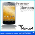 Front LCD Screen Protectors Guard Films for LG E960 Nexus 4 Nexus4 UK
