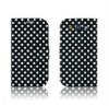 New Leather Polka dot flip case For Samsung galaxy S3