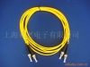 ST-ST single mode fiber optic patch cord
