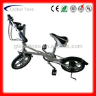 GT-6-16G folding bicycle with disc brake