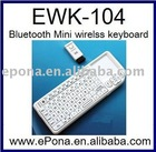 Bluetooth Mini Wireless Keyboards with Touchpad