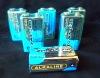 Alkaline 9V battery
