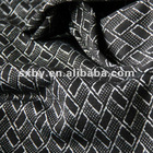 New Design Jacquard knit fabric for garment