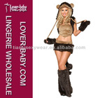 Monkey Sexy Animal Fur Costumes For Adults Cheap