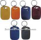 water resistant LF/HF RFID Access control keyfob, proximity tag