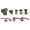 Brass & Stainless Valves