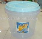hx-7007 bucket plastic bucket storage bucket