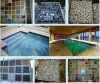 Glass Mosaic-Glass mosaic tiles