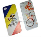 100% fit for plastic iphone4 case fast delivery