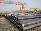 All Grades of seamless steel pipe